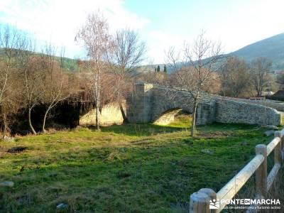 La Cachiporrilla - Altos del Hontanar; turismo de senderismo;viajar semana santa